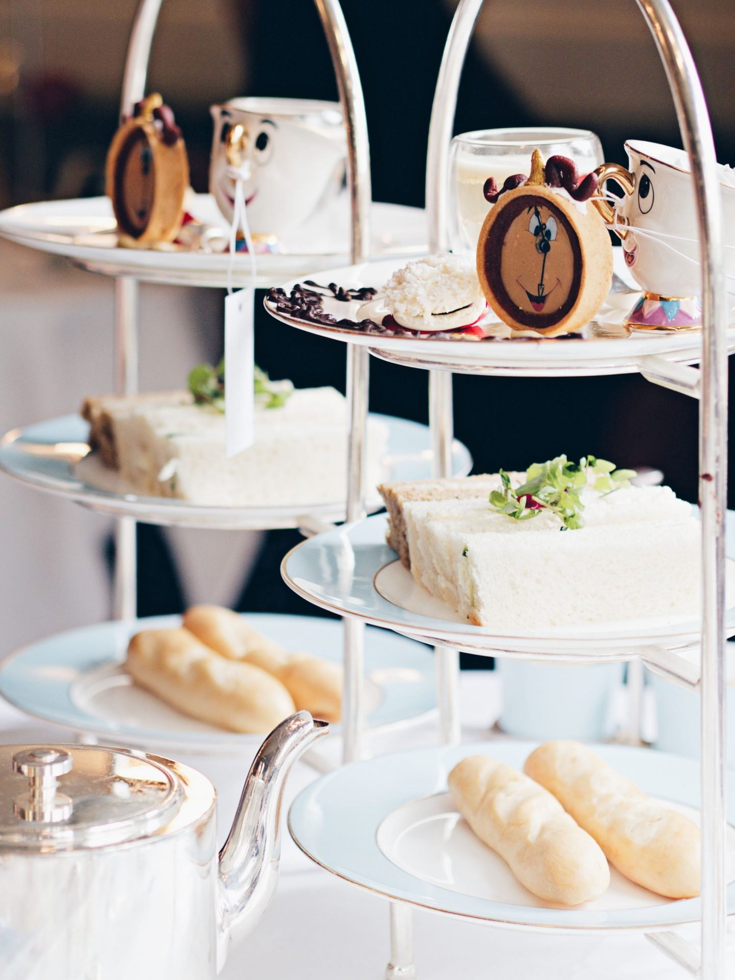 Beauty And The Beast - Tale As Old As Time Afternoon Tea