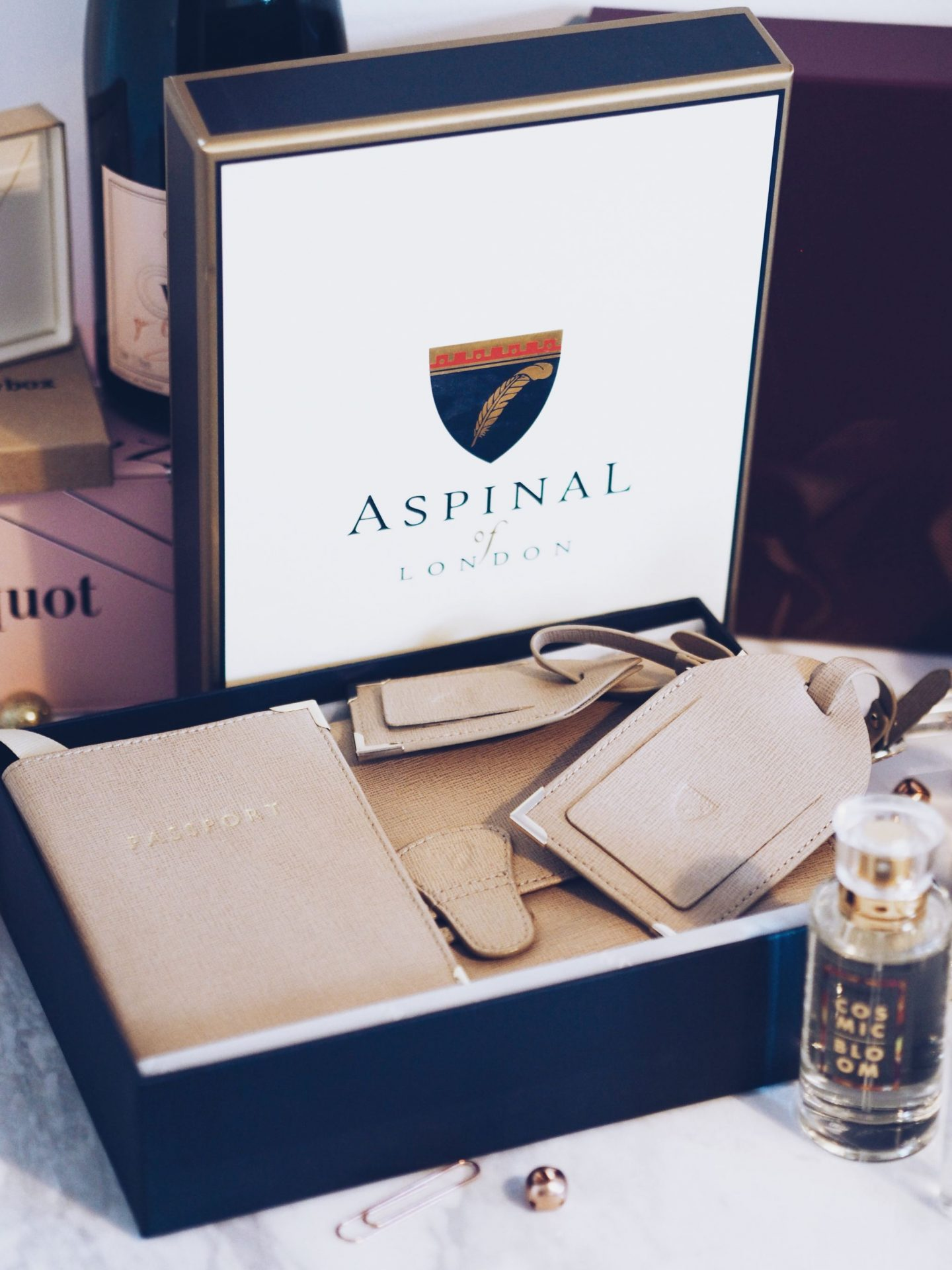 aspinal of london travel collection