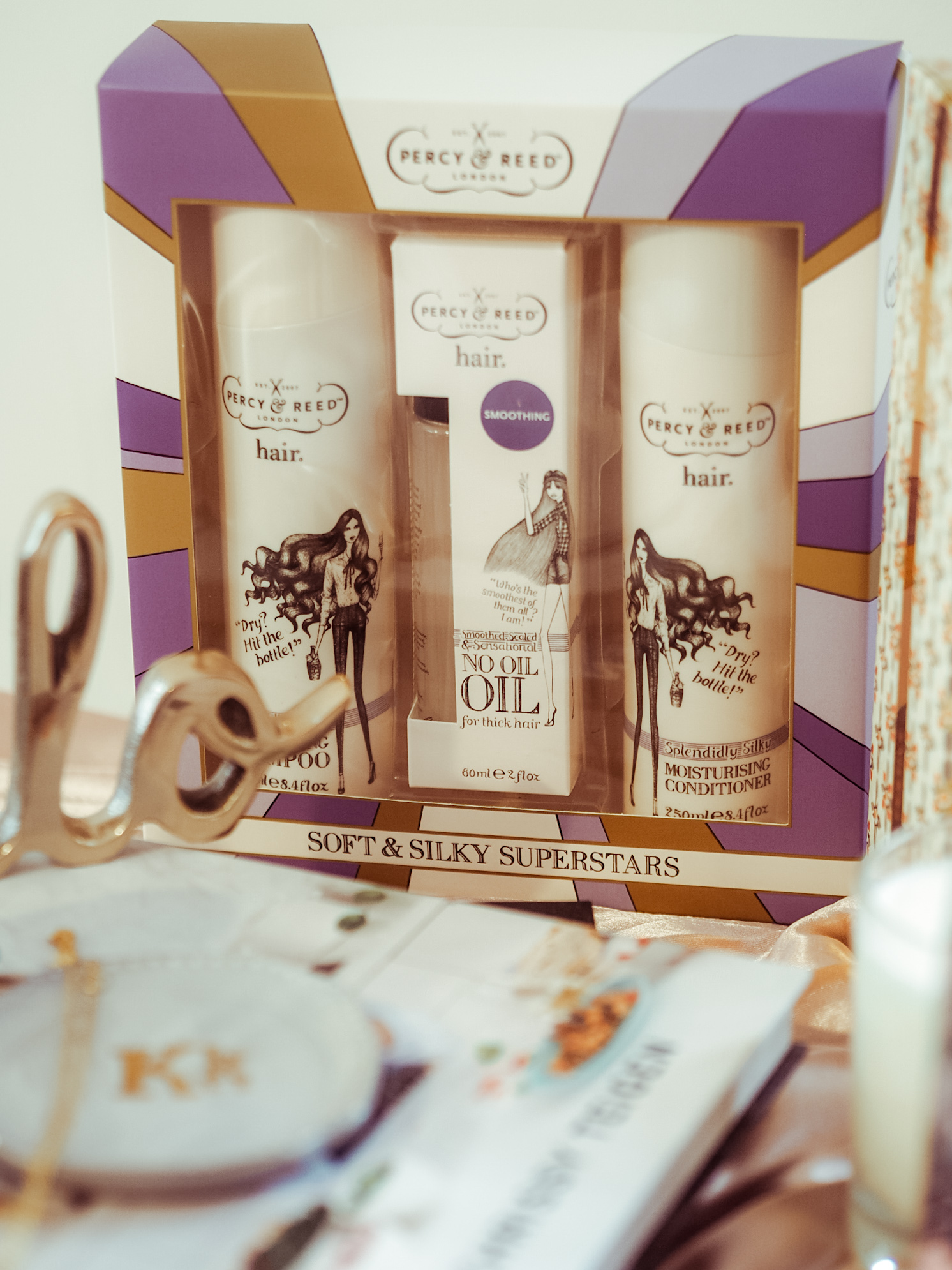 Percy & Reed soft and silky superstars - LemonaidLies gift guide