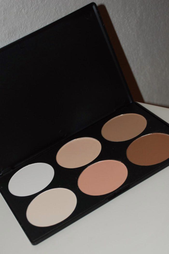 Blank Canvas Cosmetics | contour palette