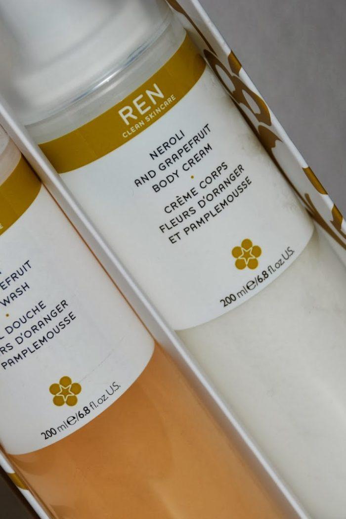 Ren clean and active duo