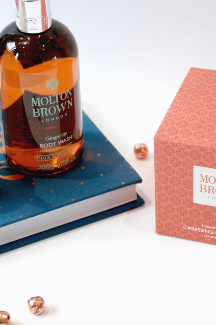 Molton Brown gingerlilly – the mid-week must