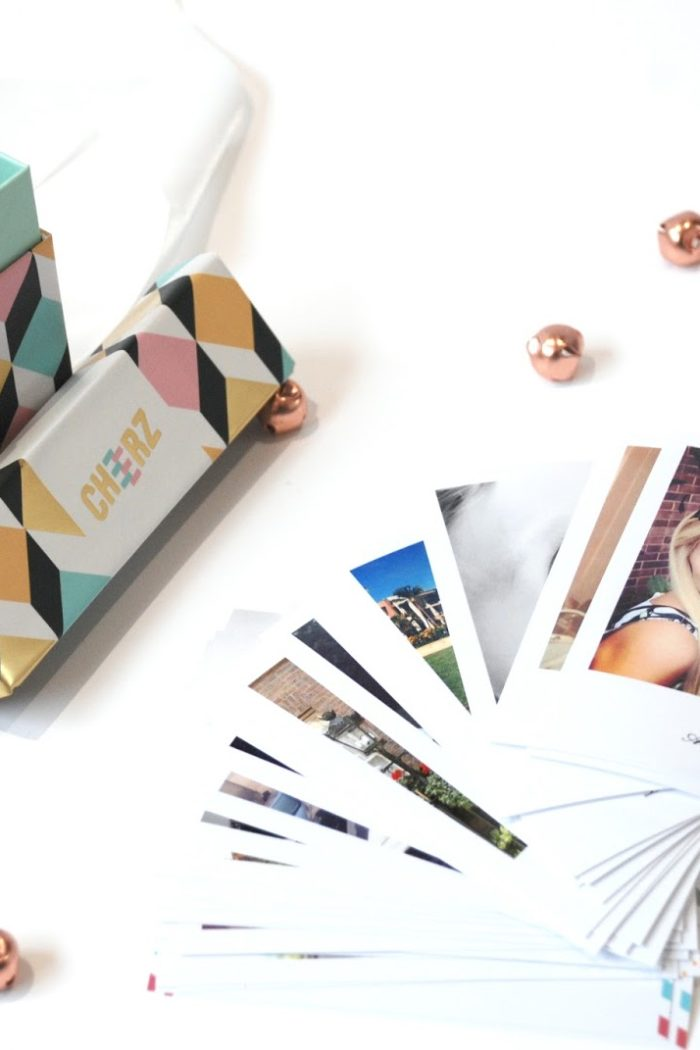 The picture perfect present with Cheerz Christmas box