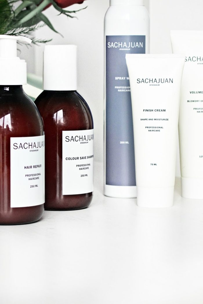 Give your hair some TLC with Sachajaun