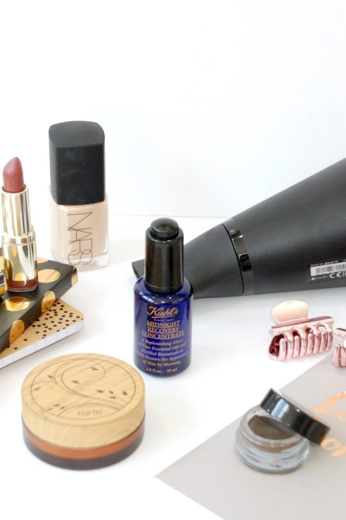 My current beauty favourites of 2016