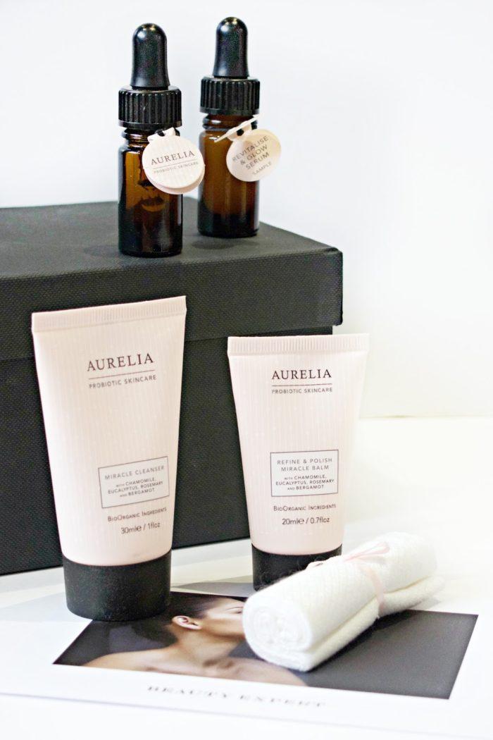 Trying out Aurelia probiotic skincare