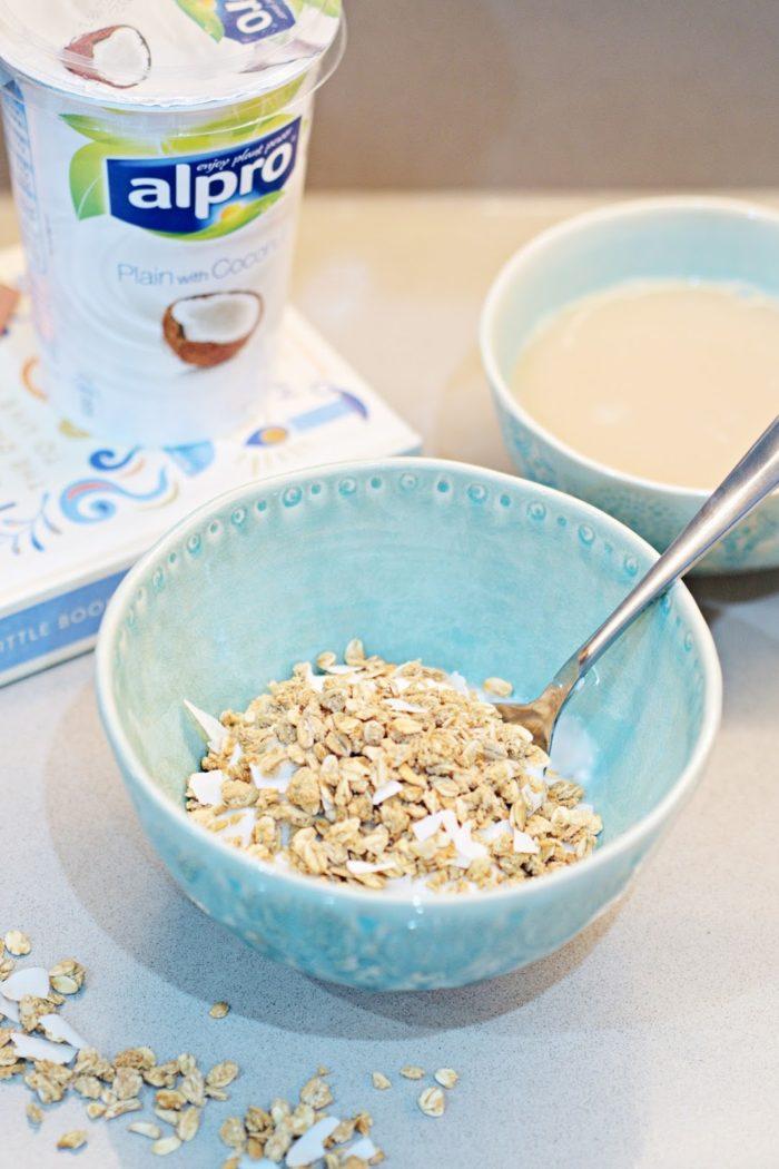 Easy weekend breakfast options with Alpro