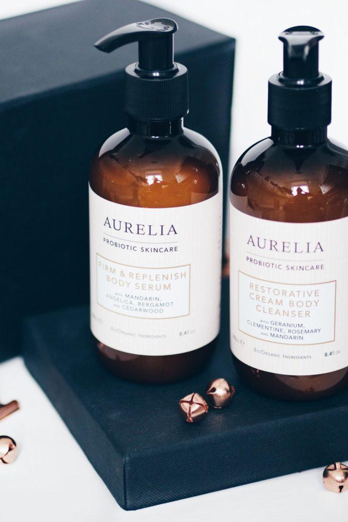 Why I am loving Aurelia probiotic bodycare