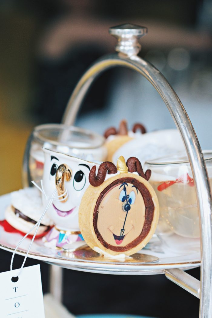 Beauty and the Beast – tale as old as time afternoon tea
