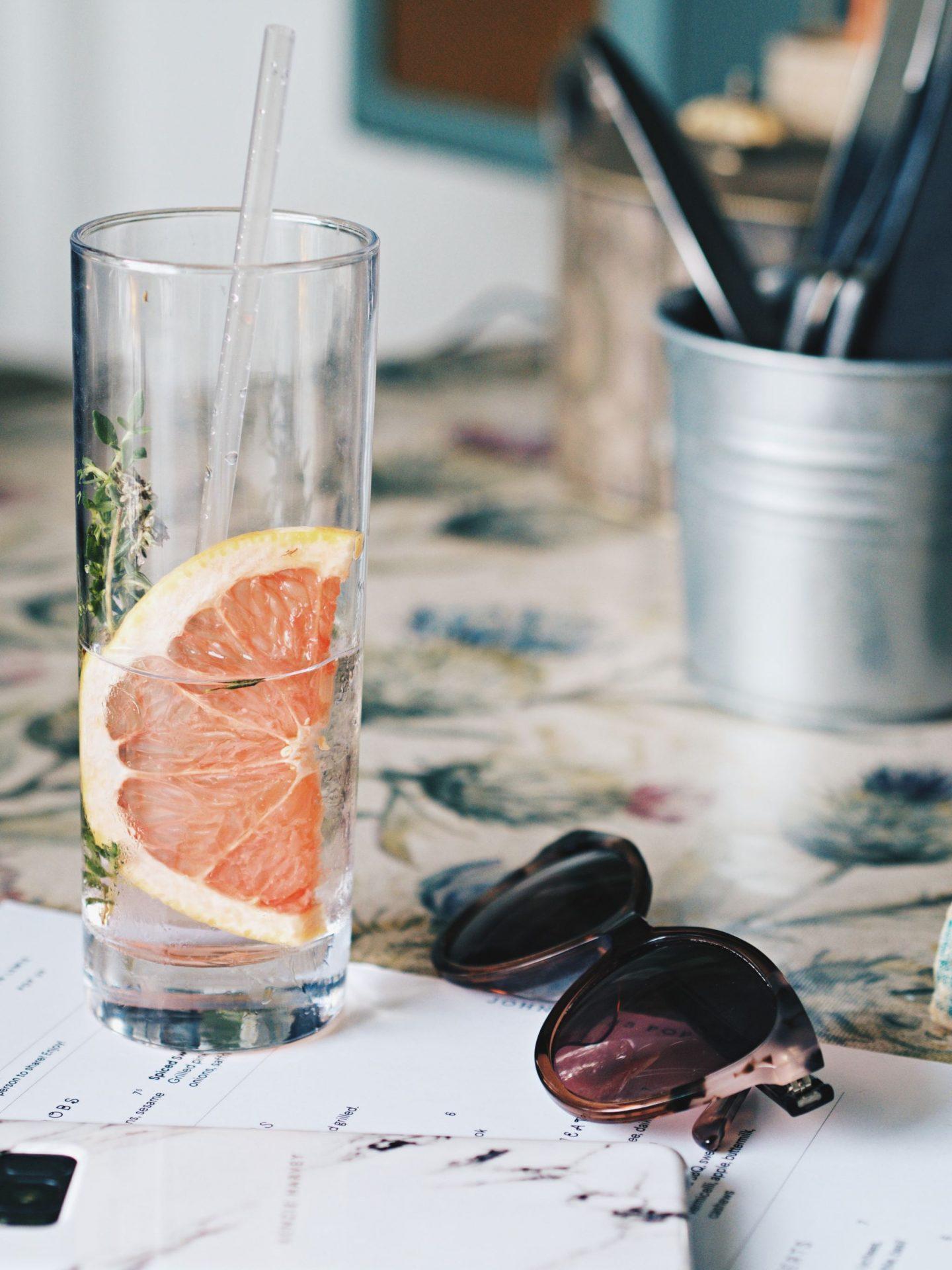 Gardening Society gin cocktail