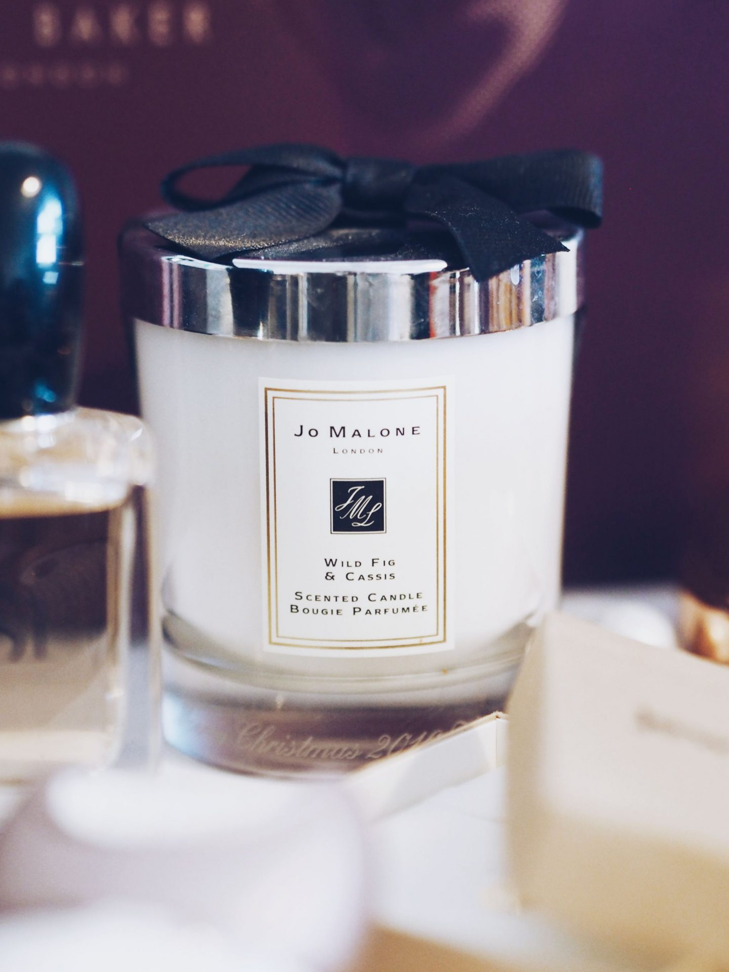jo malone wild fig and cassis candle