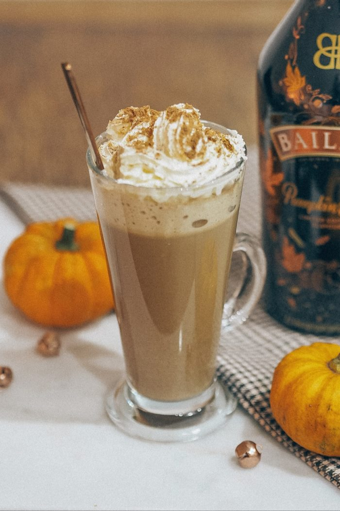 Quick & easy, Baileys pumpkin spiced latte