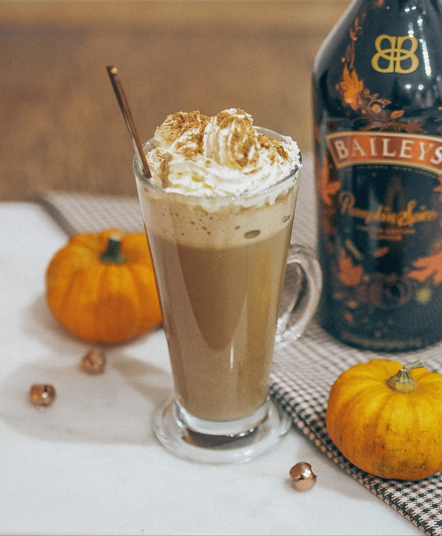 Baileys Pumpkin Spiced Latte