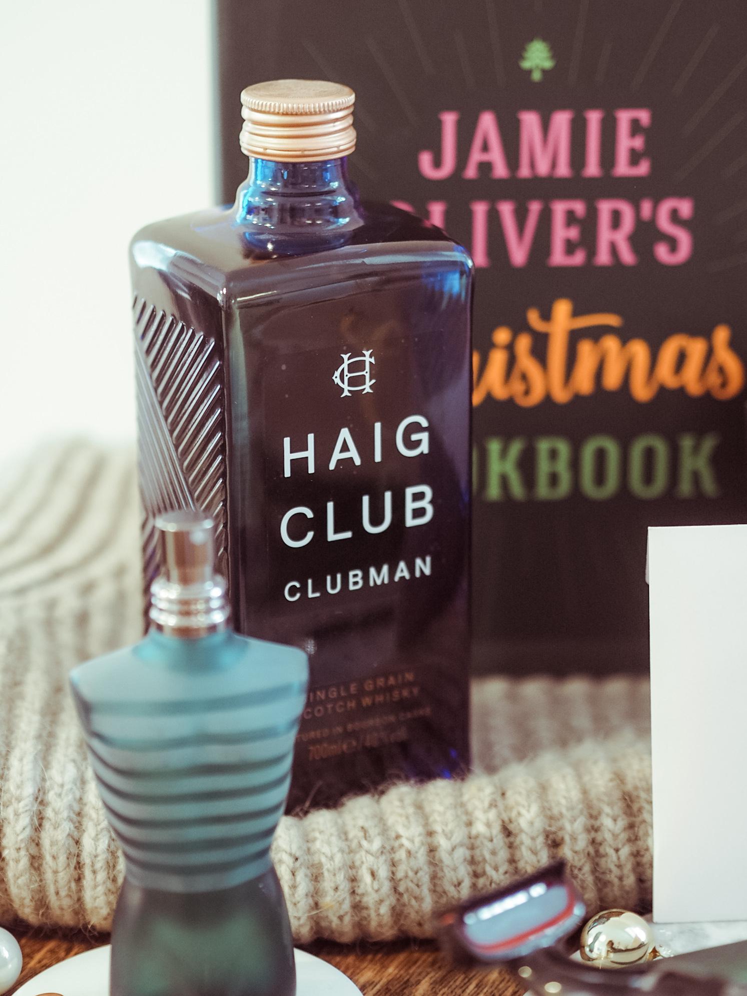 Haig Club Whiskey - Lemonaidlies gift guide