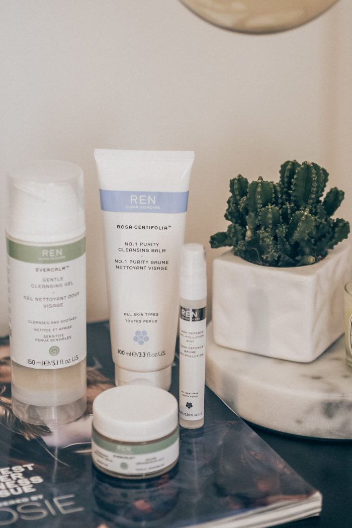 4 products from REN to tackle winter skin
