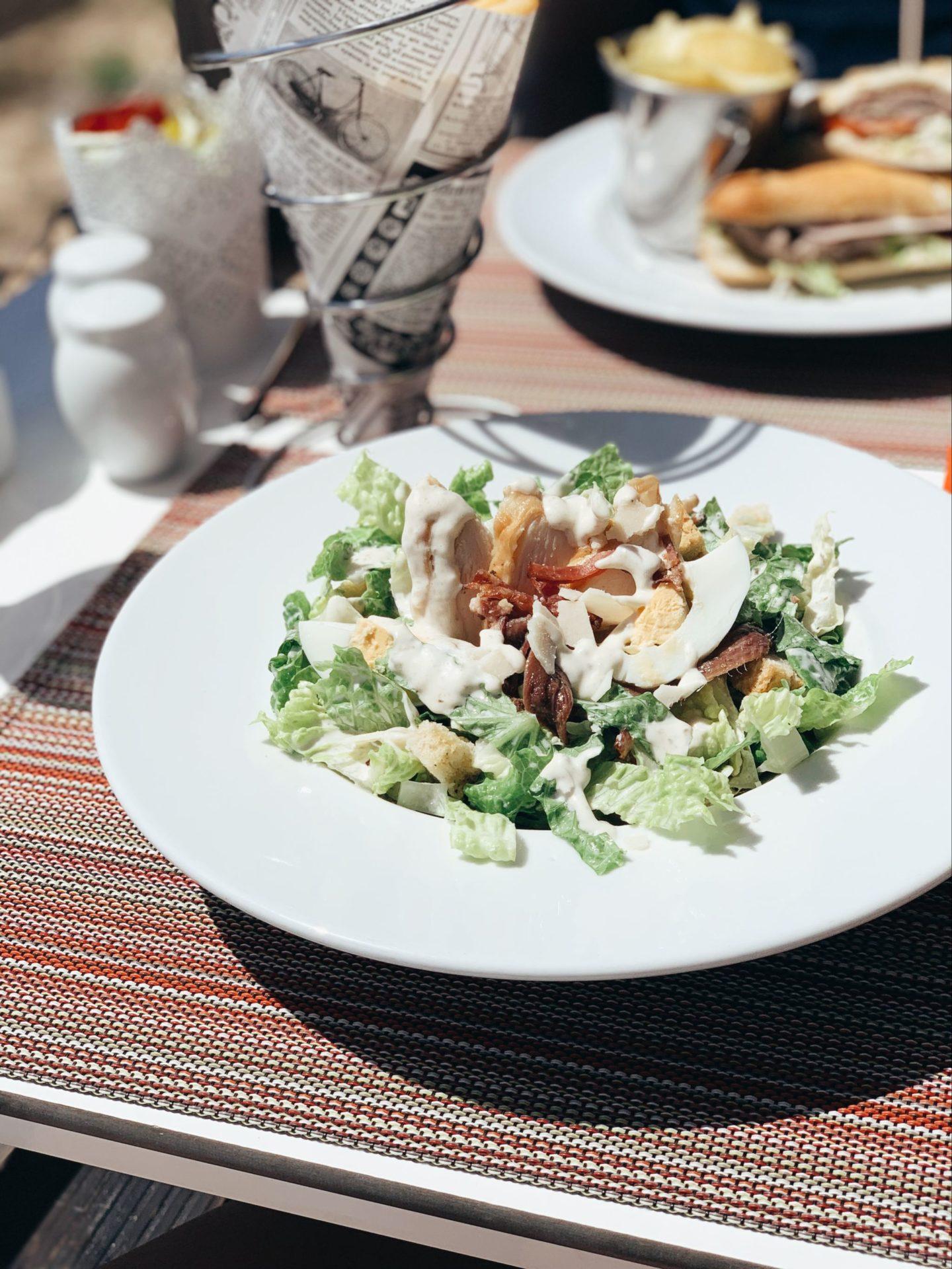 seadeck alvor ceasar salad