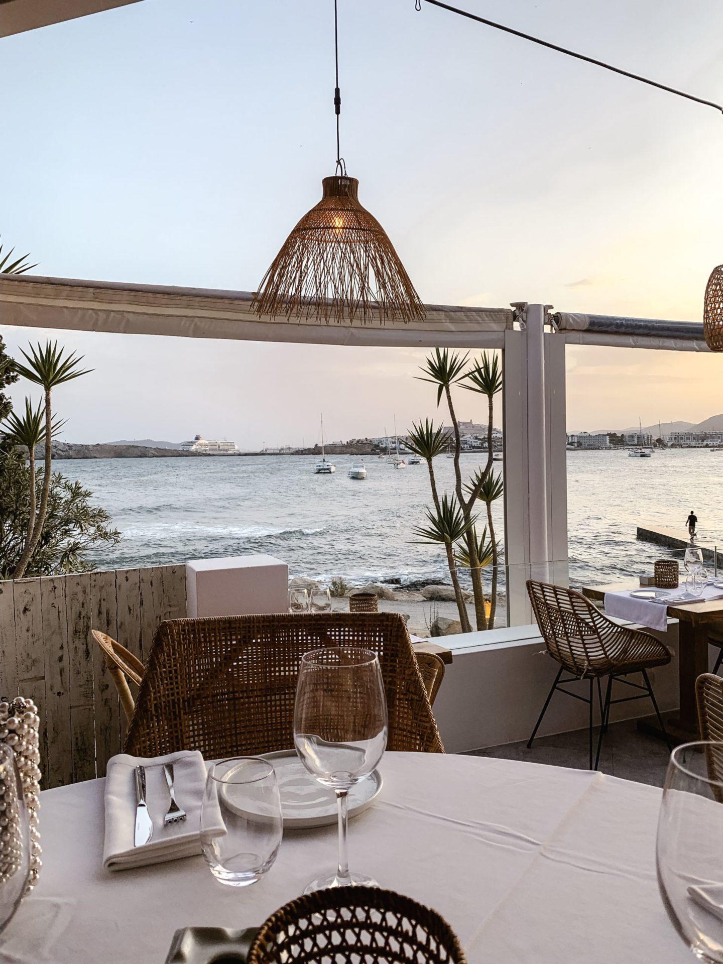 Sa Punta restaurant Ibiza