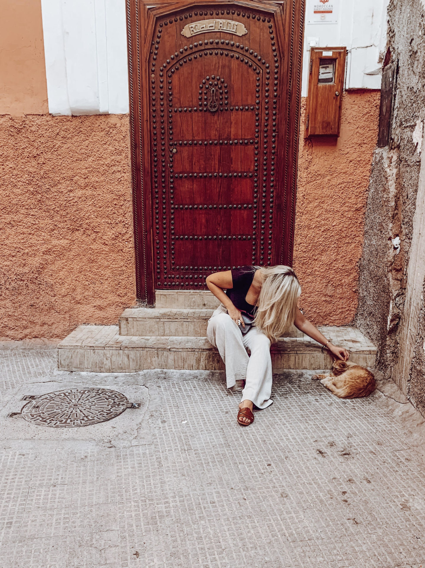 girl in morocco