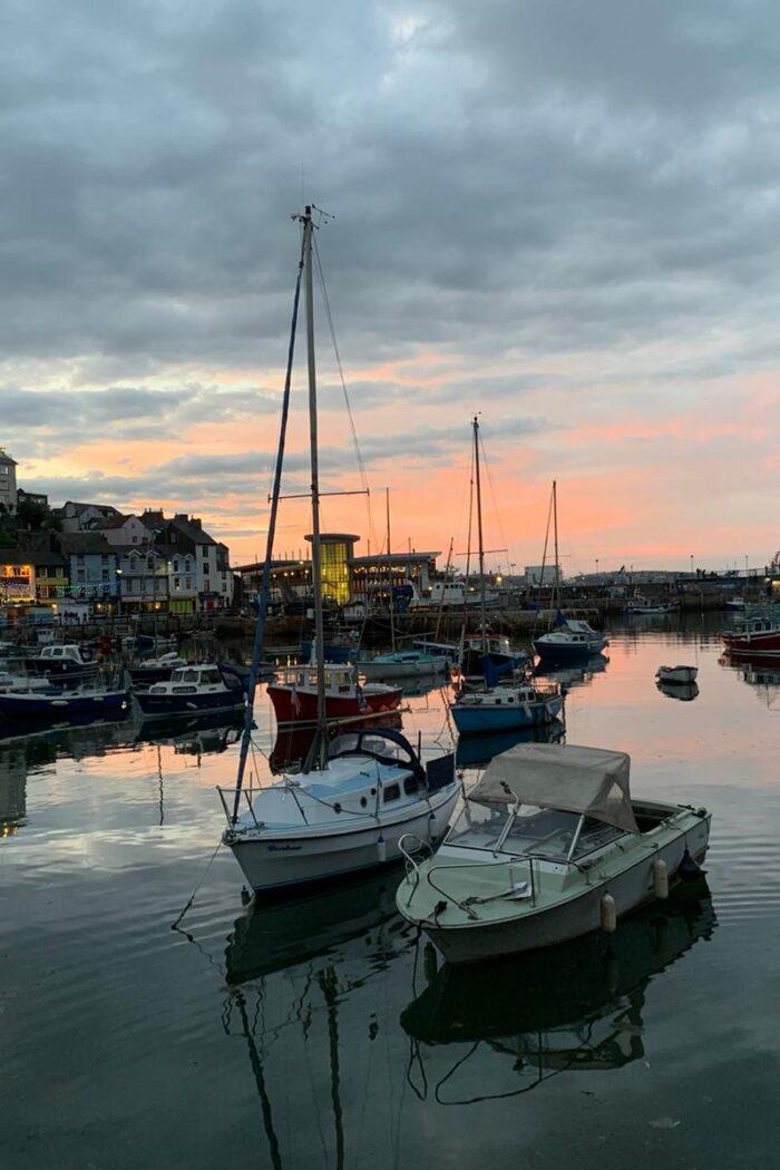 Fancy a UK staycation? How about Brixham, Devon?