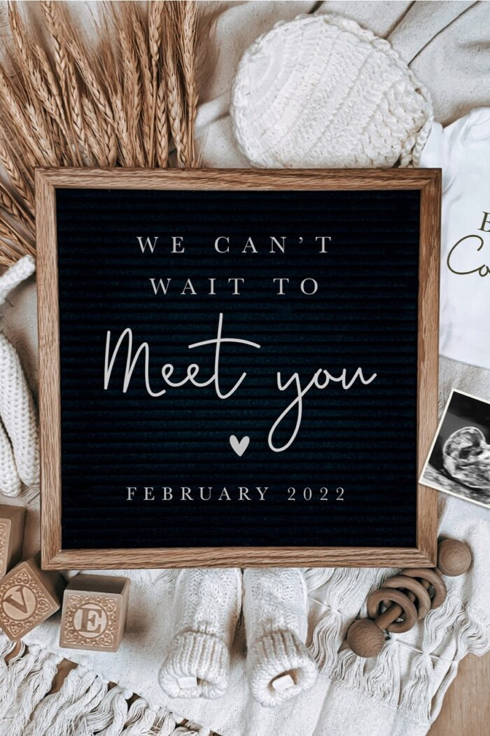Baby Cousens Incoming – February 2022